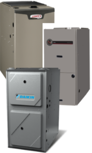 Two Stage Variable Furnace